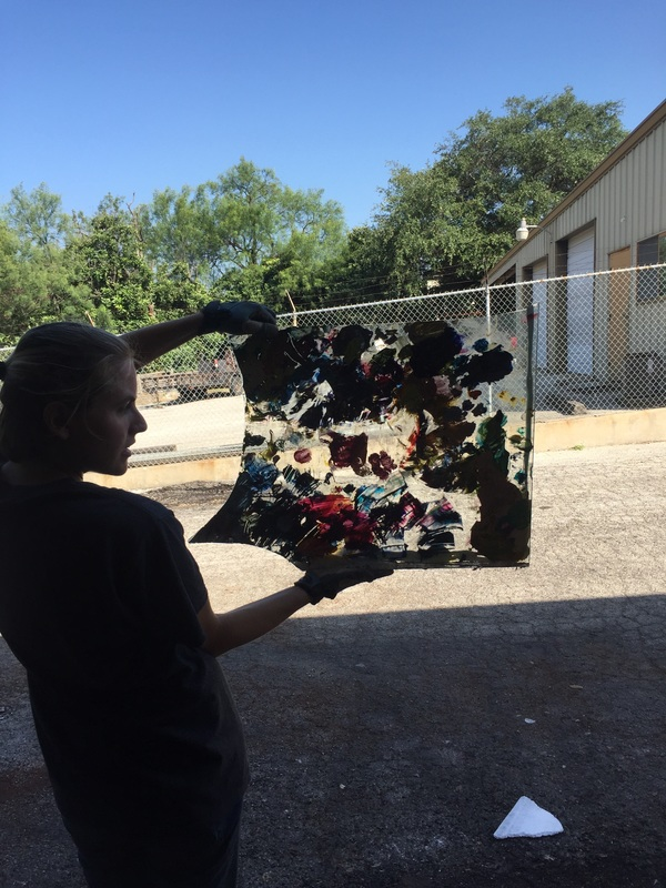 custom art and welding San Antonio