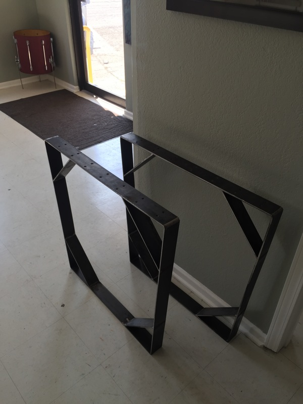 custom table legs San Antonio