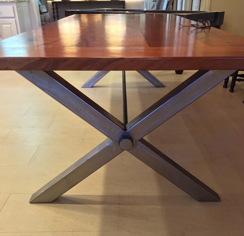 Drop Us A Line If You Need A Table Base Or Custom Legs In Any Style Or We  Can Design And Fabricate The Dream Table You Canu0027t Seem To Find!!!