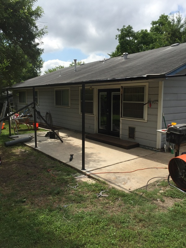 custom residential welding San Antonio