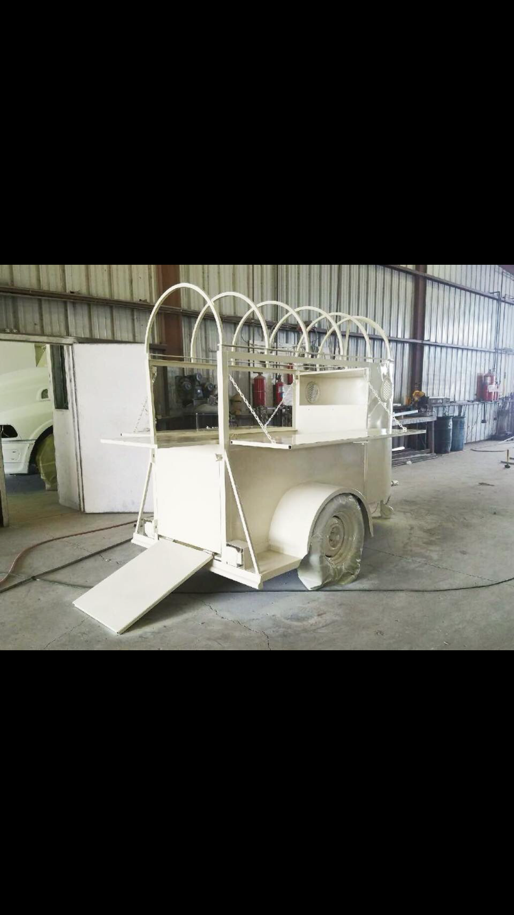 Texas mobile bar trailers
