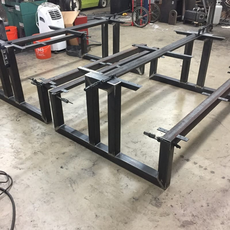 Custom welding and fabrication san antonio