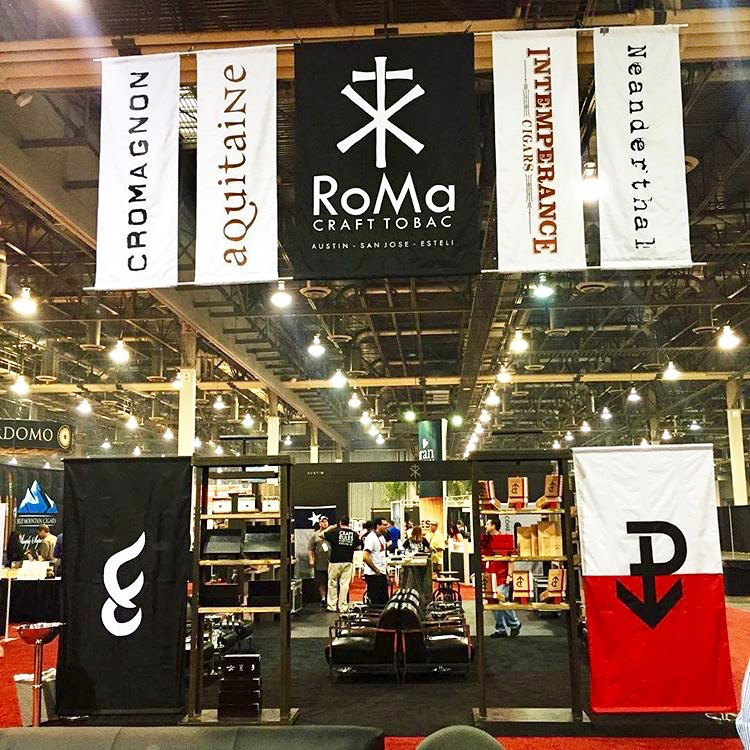 custom trade show and retail displays Texas