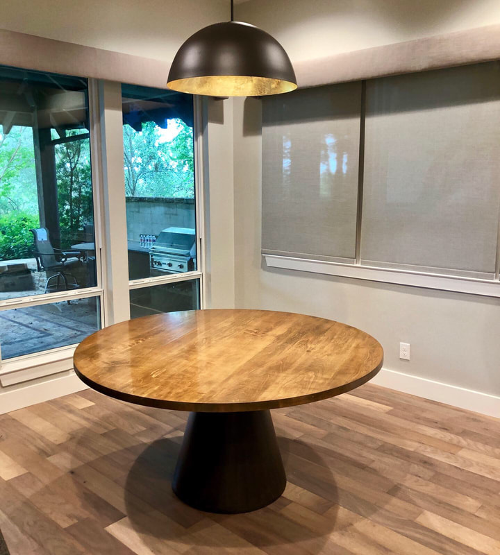 custom dining table san antonio