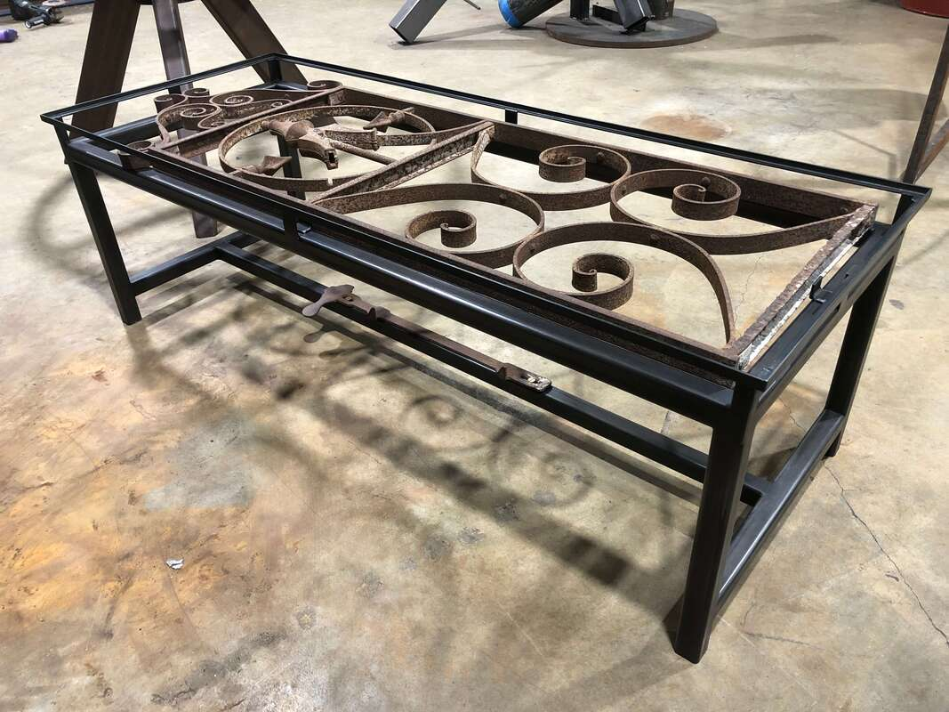 custom furniture san antonio wanderlust Ironworks