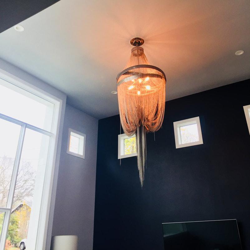 Custom Luxury Lighting San Antonio