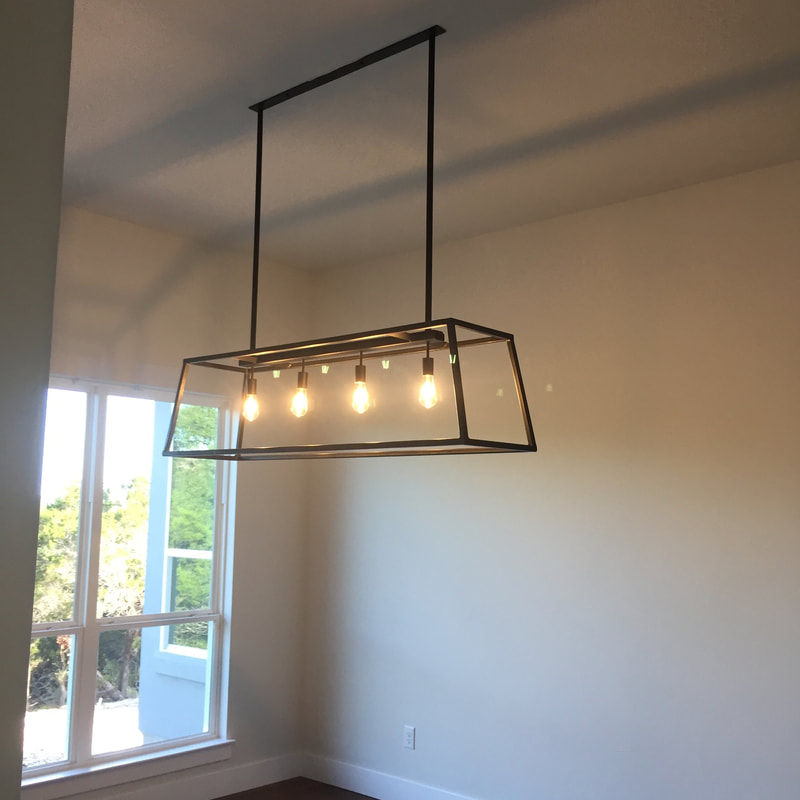 Custom Light Fixtures San Antonio