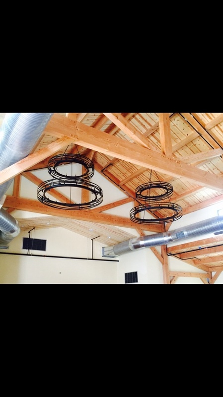 custom iron light fixtures rustic texas chandeliers
