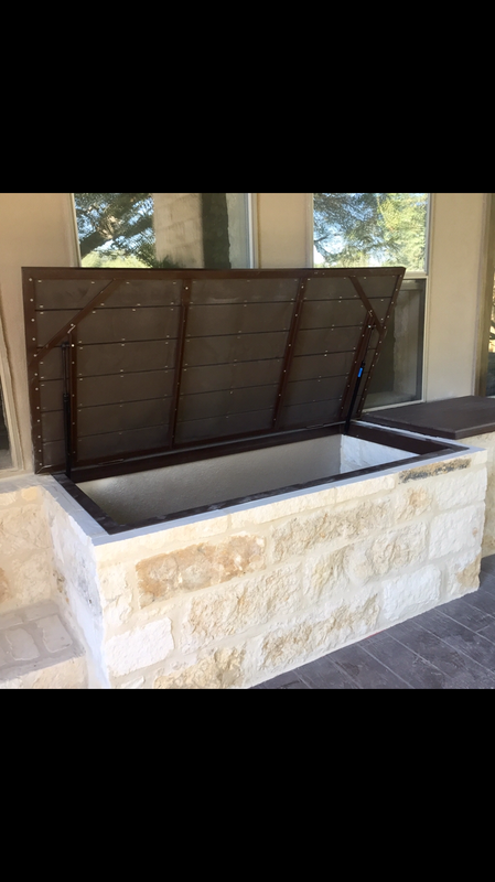 custom pool furniture San Antonio