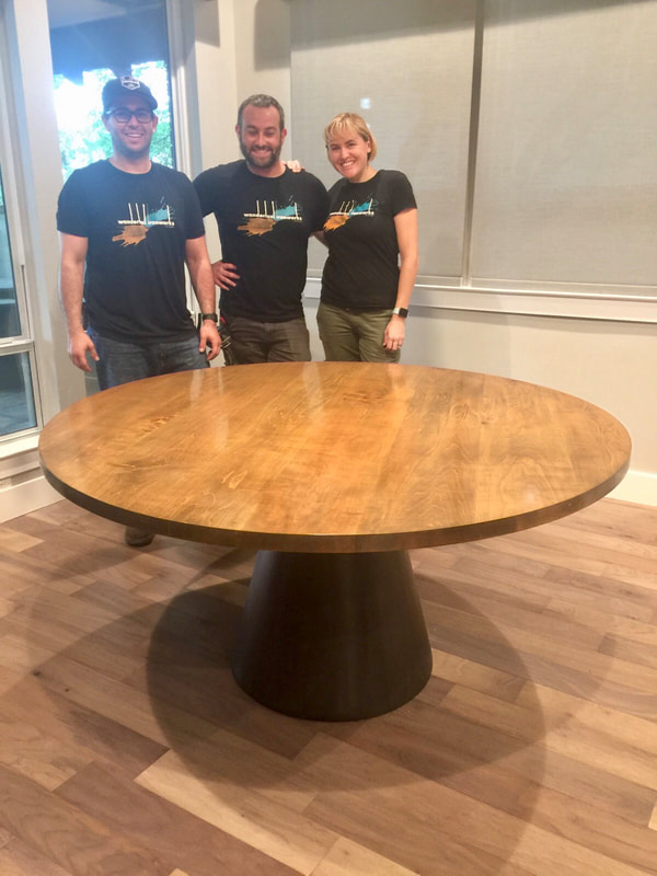 hardwood tables san antonio