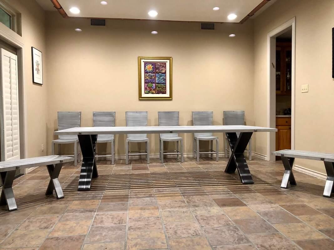 Custom Dining Tables San Antonio
