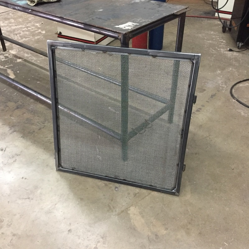 custom fire screens San Antonio