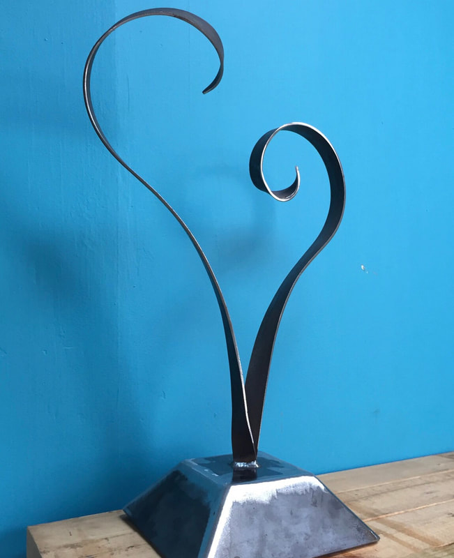 custom wedding gifts and hand forged welded art austin texas, san antonio custom furniture maker