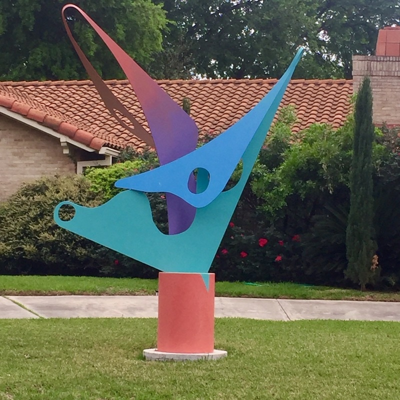 Public art in San Antonio
