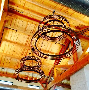 Custom Light Fixtures Texas