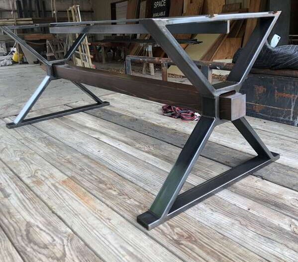 custom furniture San Antonio, table base san antonio, table legs san antonio, custom welding, interior design furniture San antonio texas, custom light fixtures
