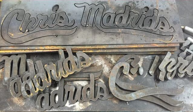 chris madrids, custom welding san antonio, wanderlust ironwork