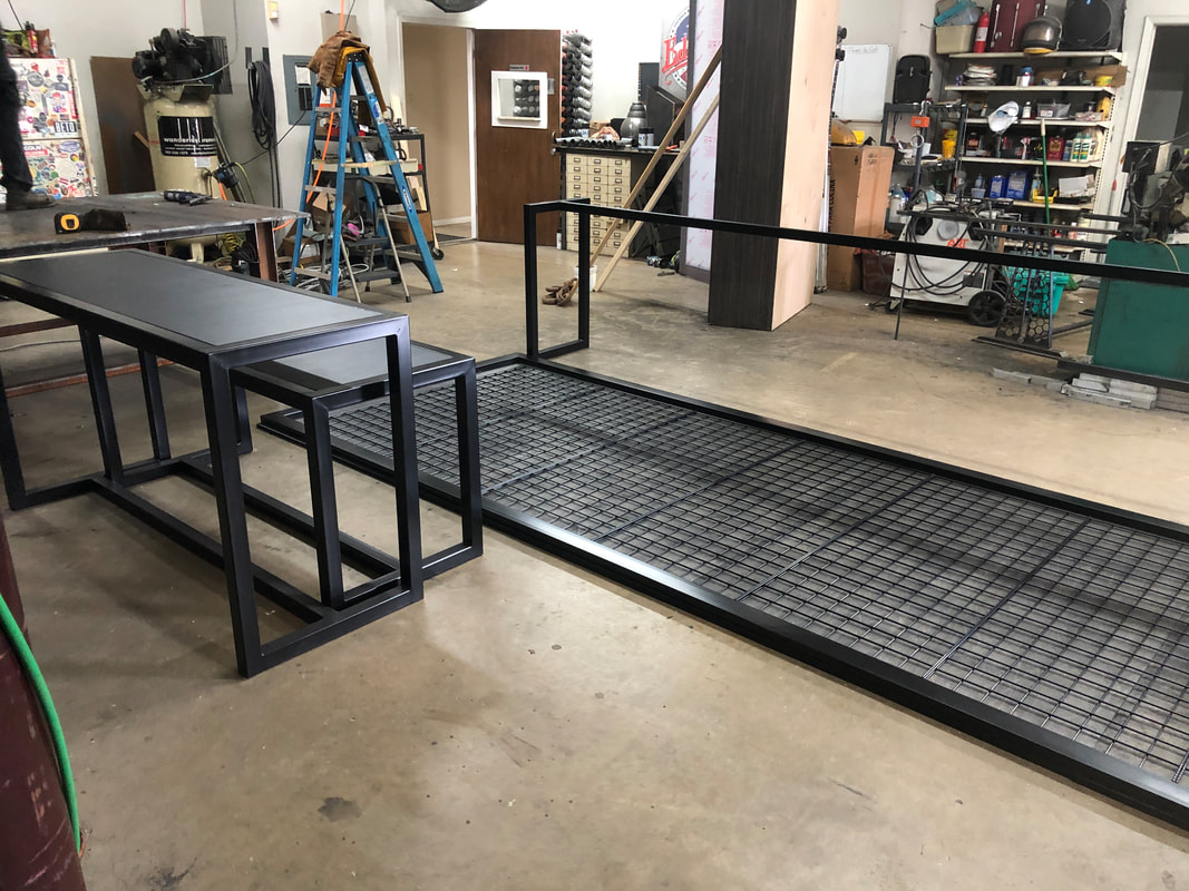 custom furniture san antonio, custom blacksmith work san antonio
