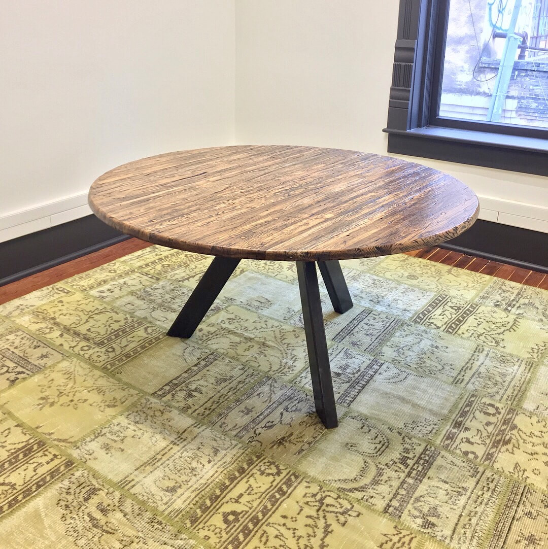custom office furniture San Antonio and conference tables, industrial furniture, custom tables San Antonio