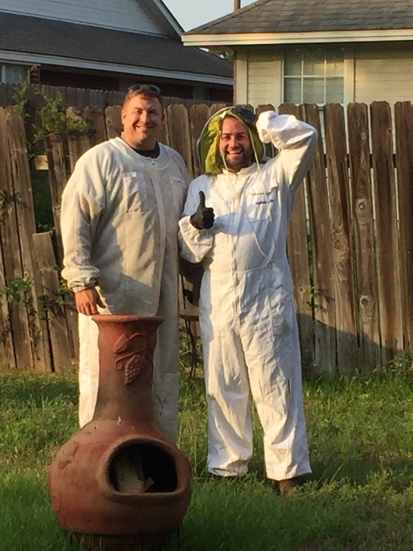 san antonio bee keepers